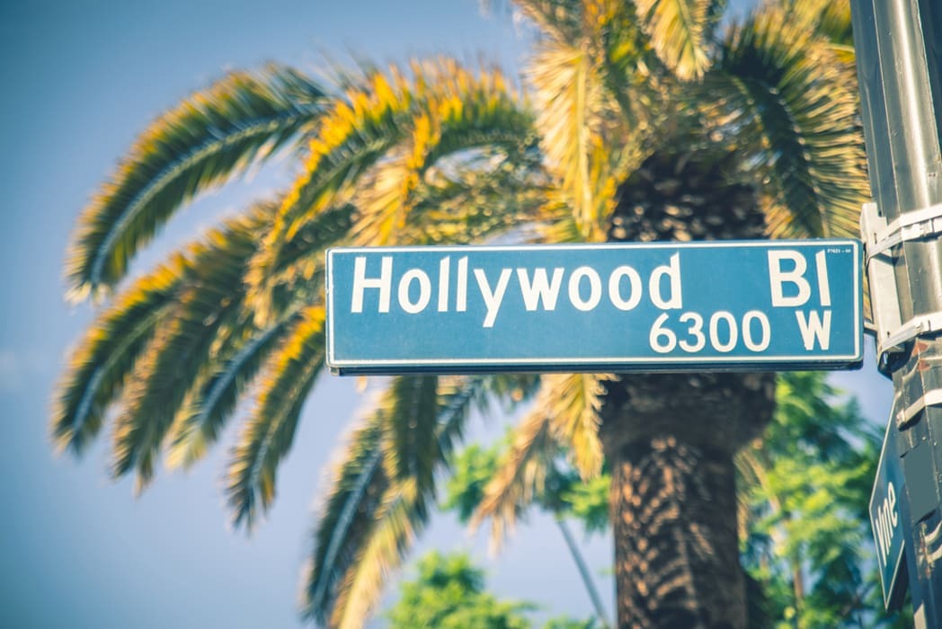 Los Angeles - Hooray for Hollywood