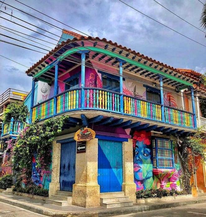 Cartagena - Getsemaní: Culture, History, and Street Art