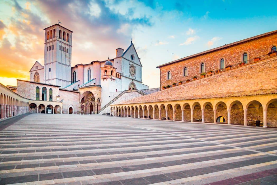 Assisi - In the Footsteps of Saint Francis
