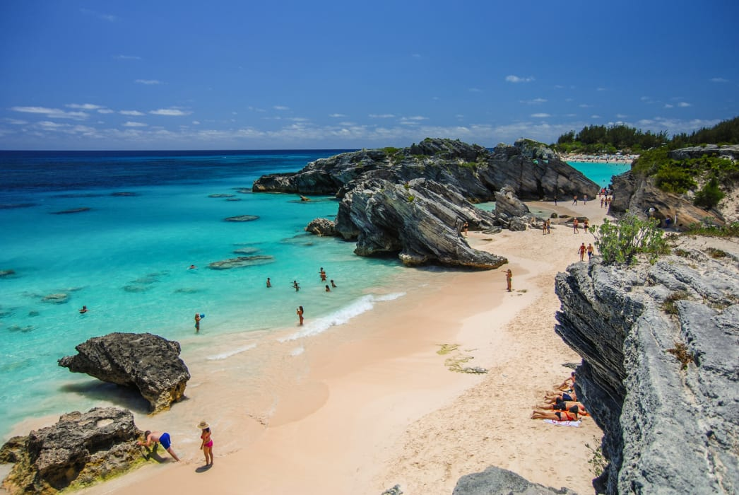 Bermuda - South Shore Beaches