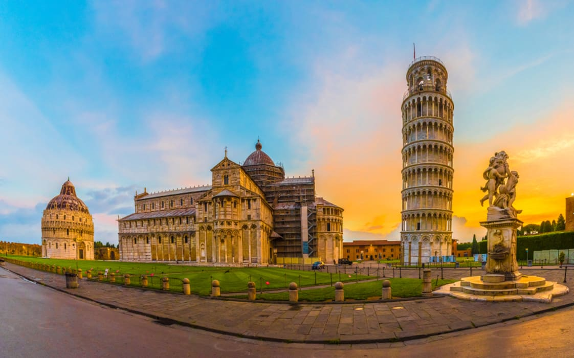 Pisa - If You Are So Inclined - Pisa And Its Leaning Belltower