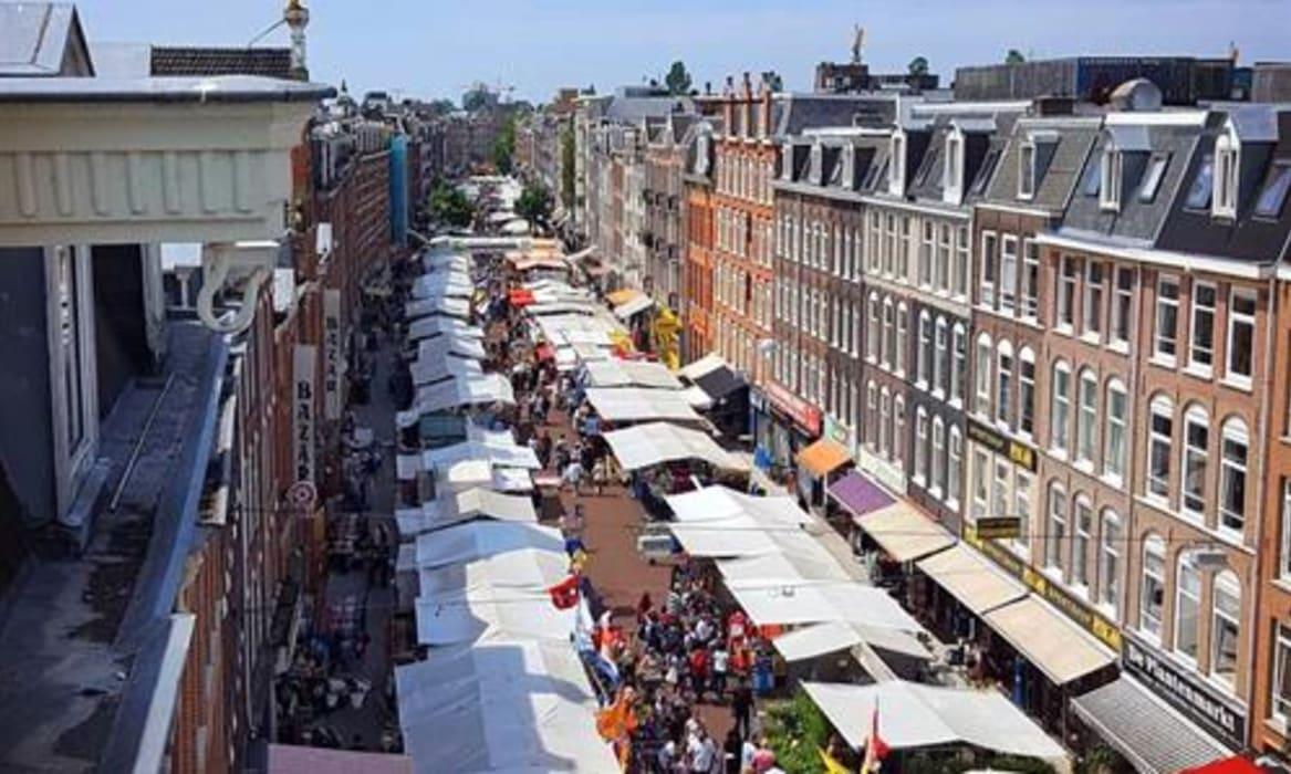 Amsterdam - Europe's Longest Outdoor Market