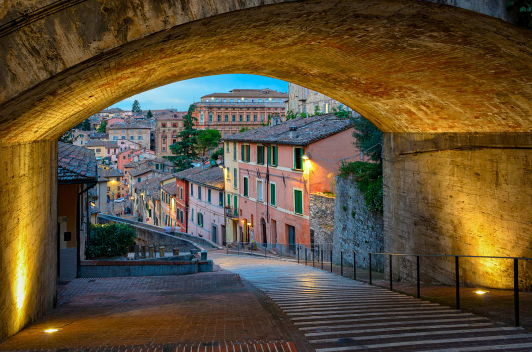 Perugia - Discover Perugia: the Green Heart of Italy