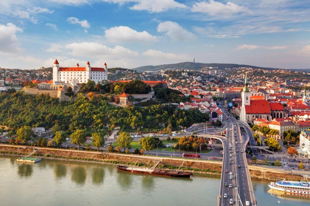 Bratislava - Bratislava: Stories from Behind the Iron Curtain