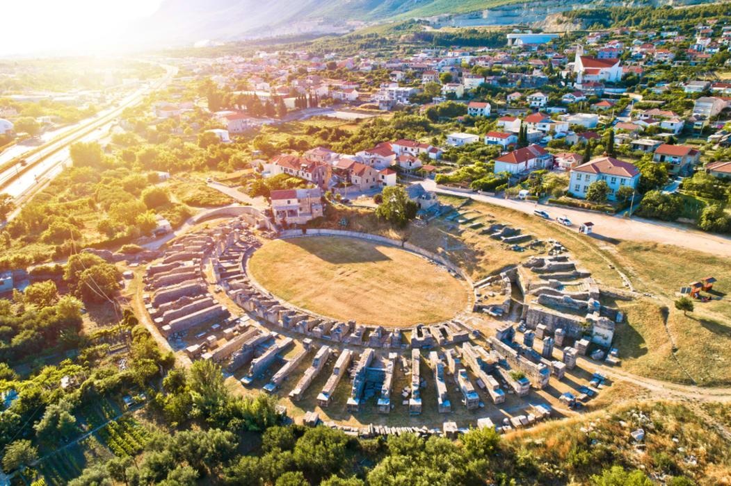 Split - The Roman Ruins of Salona