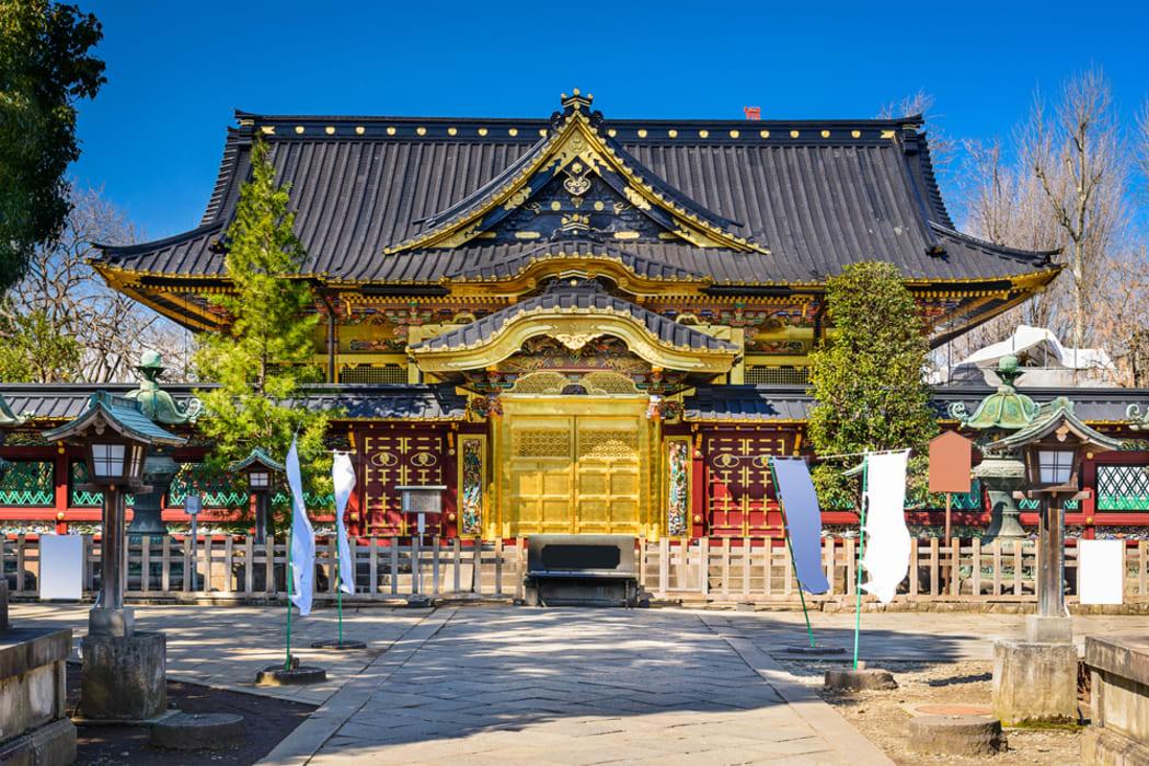Tokyo - Ueno Park Walk, Beautiful Nature, History and Culture