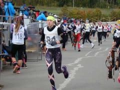 Тюменские юниоры борются за награды первенства России по биатлону