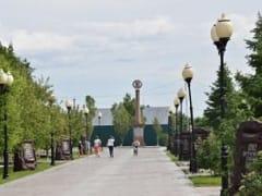 Маршруты памяти по Ялуторовску