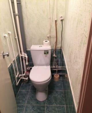 2-к квартира, 58 м², 3/9 эт.