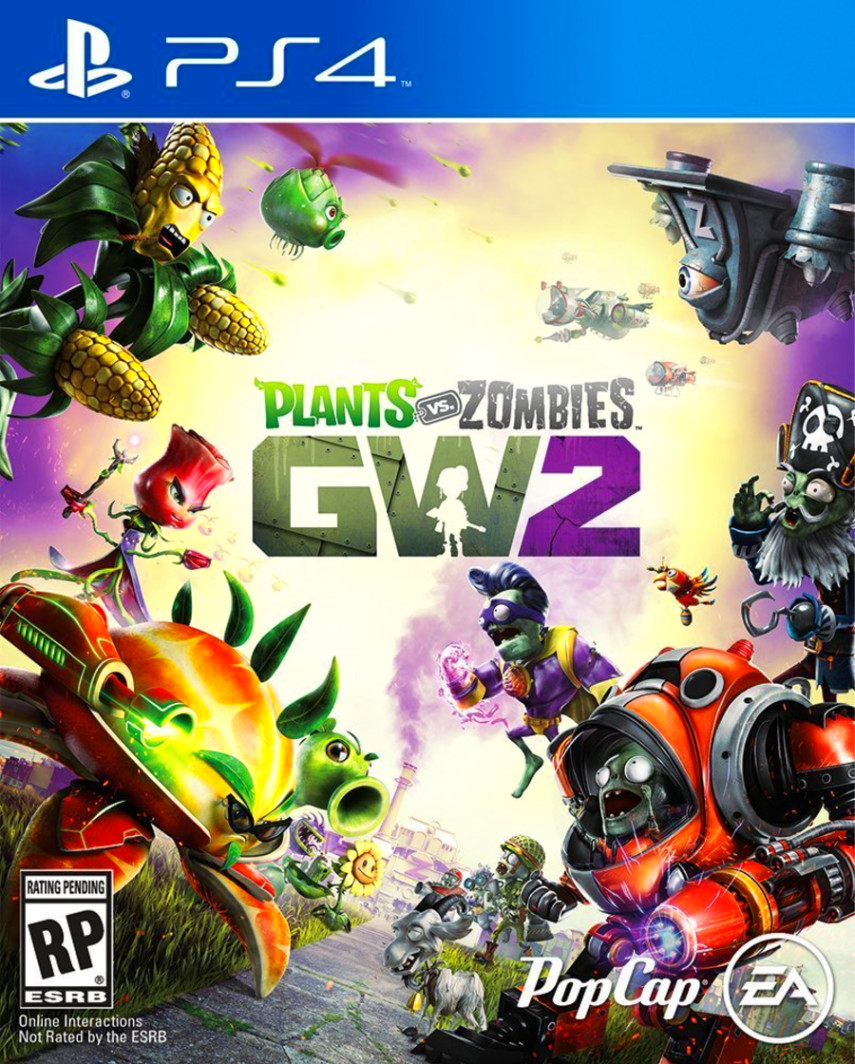 conference garden warfare gameplay watch game youtube zombies ea vs plants