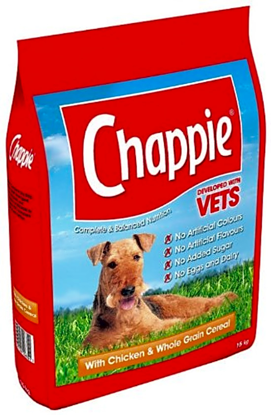 Chappie Dog Food Manufacturer