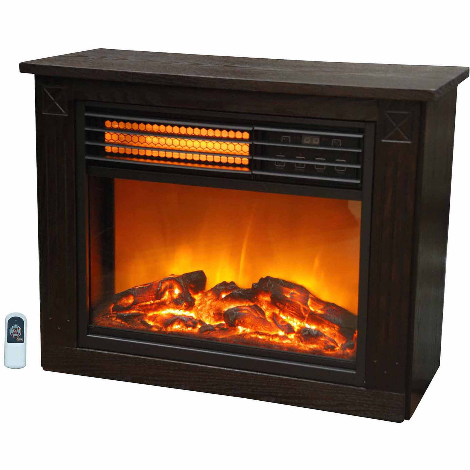 home living room portable stove electric fireplace heater 1500w