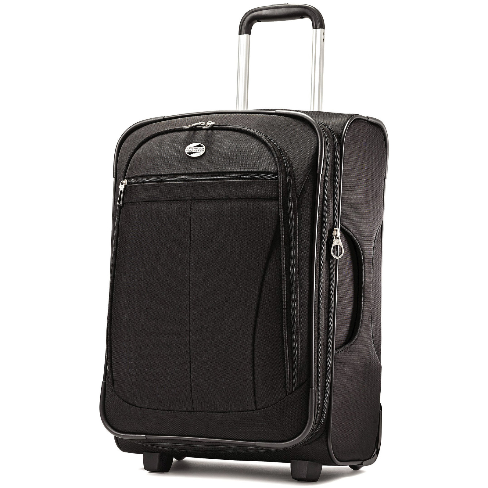 dd1be002b52 American Tourister Atmosphera Upright Suitcase Luggage Travel Bags Trolley  New!