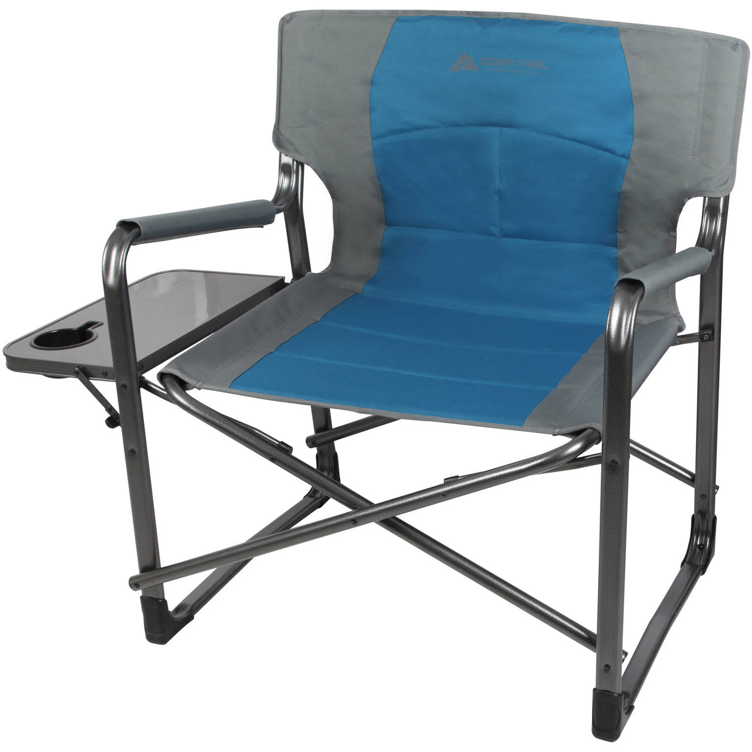 Oversized Camping Chairs Patio Outdoor Fishing Armrest Seat