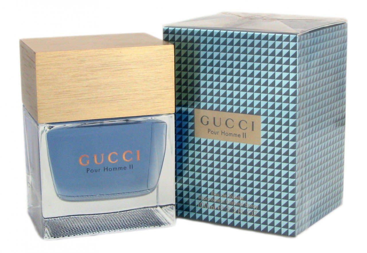 Gucci by Gucci Pour Homme II Eau de Toilette - 100 ml   eBay b453fb24b5c