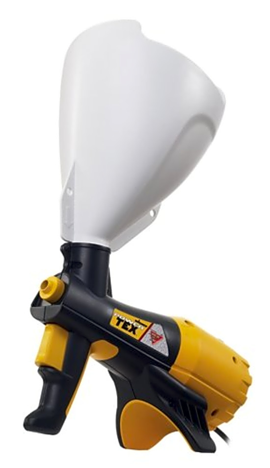 Wagner Paint Spray Gun Part - 35: Spray Texture Gun Electric Wagner Power Tex Sprayer Wall Ceiling Knockdown  Paint
