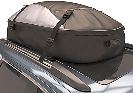 Cargo Carrier CarFit Roof Bag Stylish Car 15 Cubic Feet