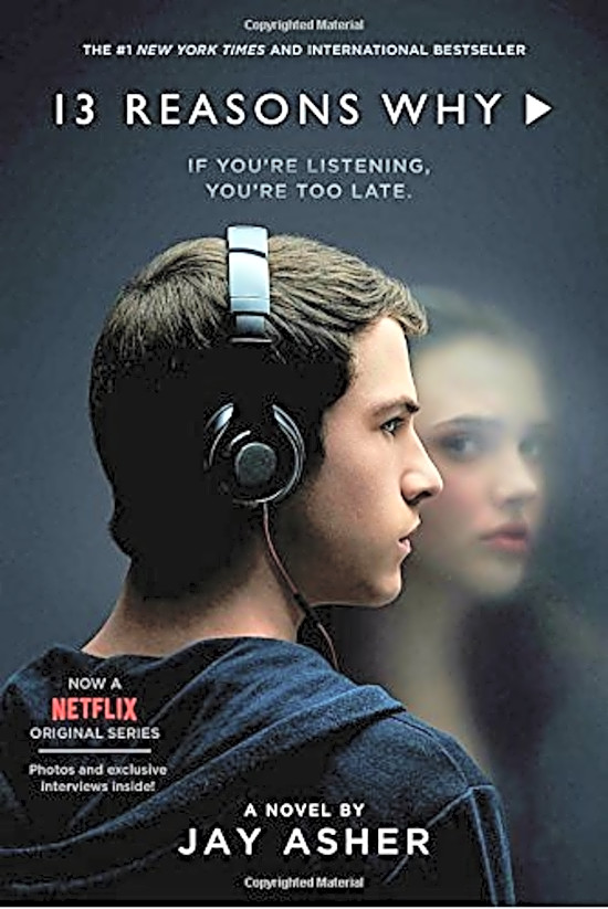 Banning books like '13 Reasons Why' makes it harder for teens to open up to adults, author says