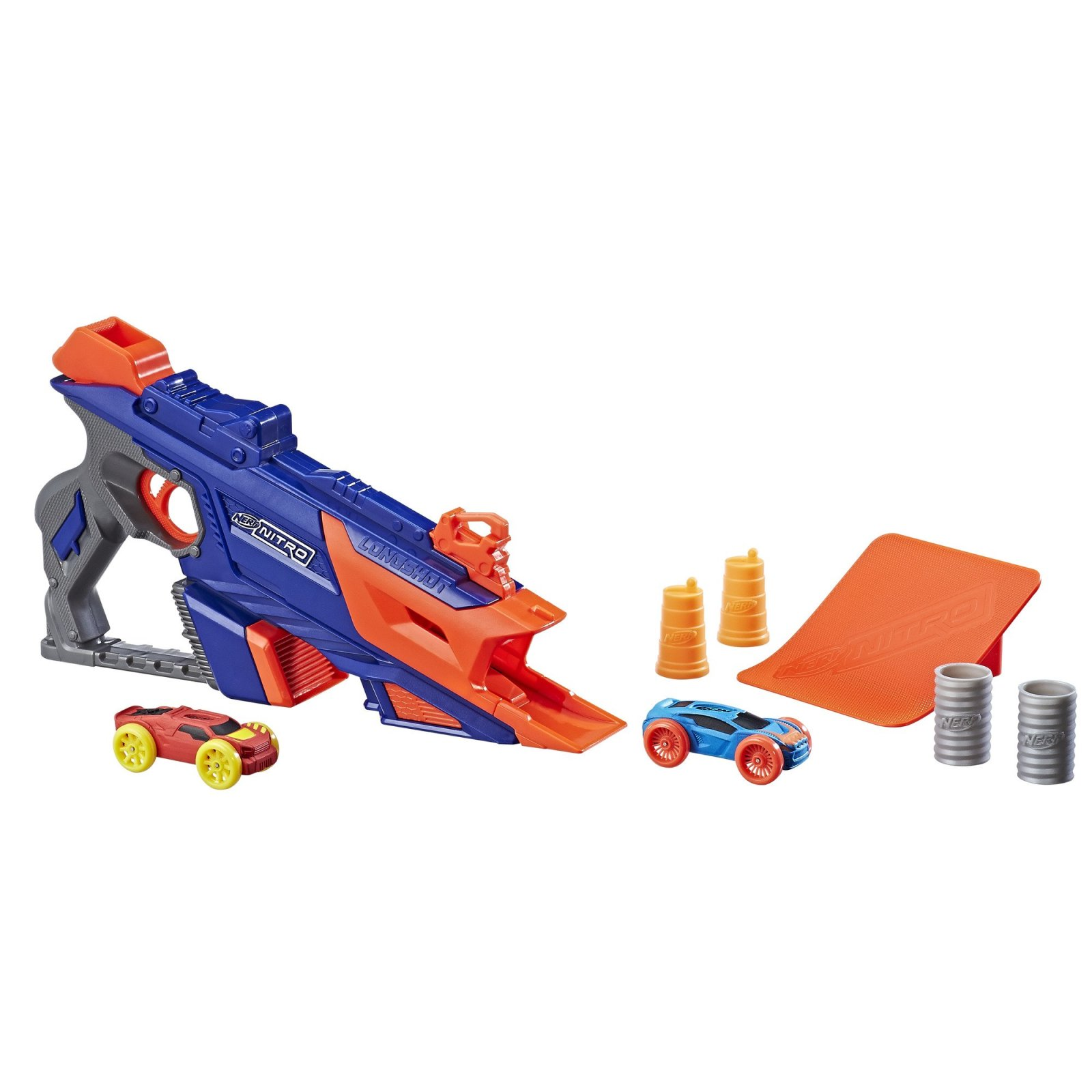 Nerf Nitro LongShot Smash car gun free shiping new ORIGINAL toys