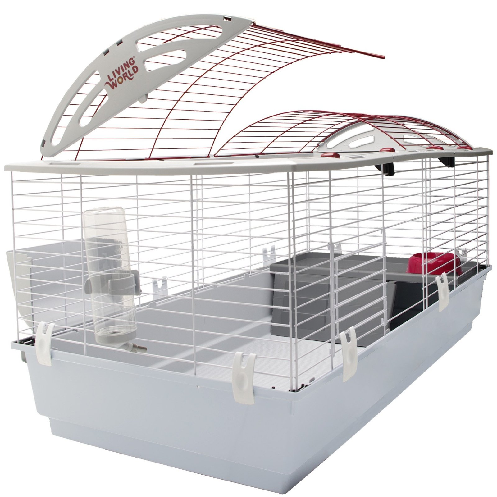 New Rabbit Hutches And Cages Indoor Outdoor Small Animal House ...
