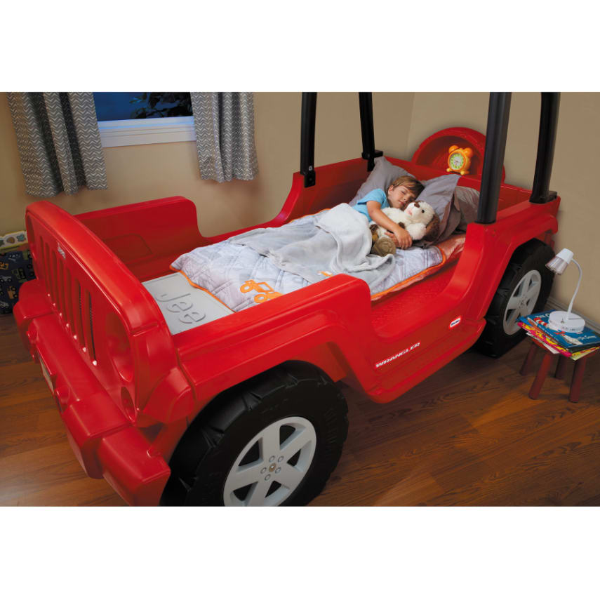 Jeep Toddler Bed Red Kids Cars Furniture Bed Ebay