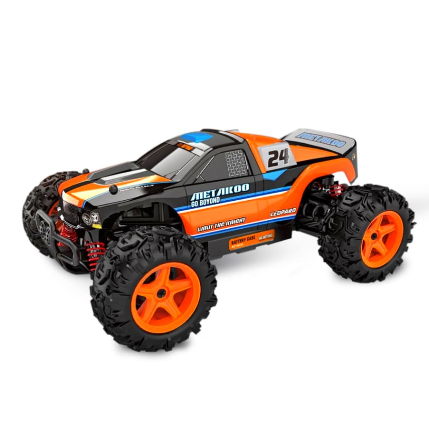 metakoo leopard rc cars electric fast rc trucks 4x4 off. Black Bedroom Furniture Sets. Home Design Ideas
