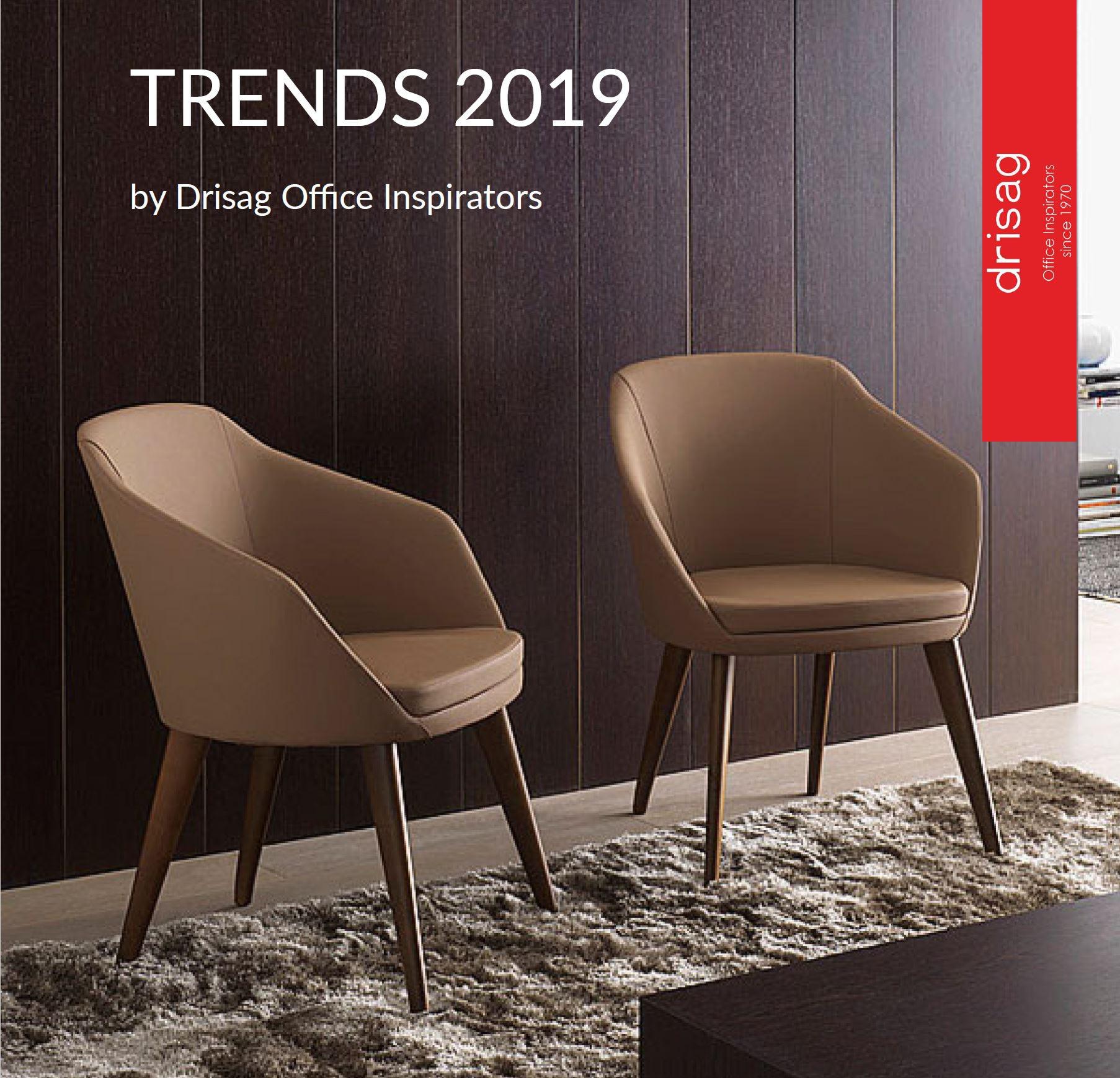 Cover van de trendgids 2019