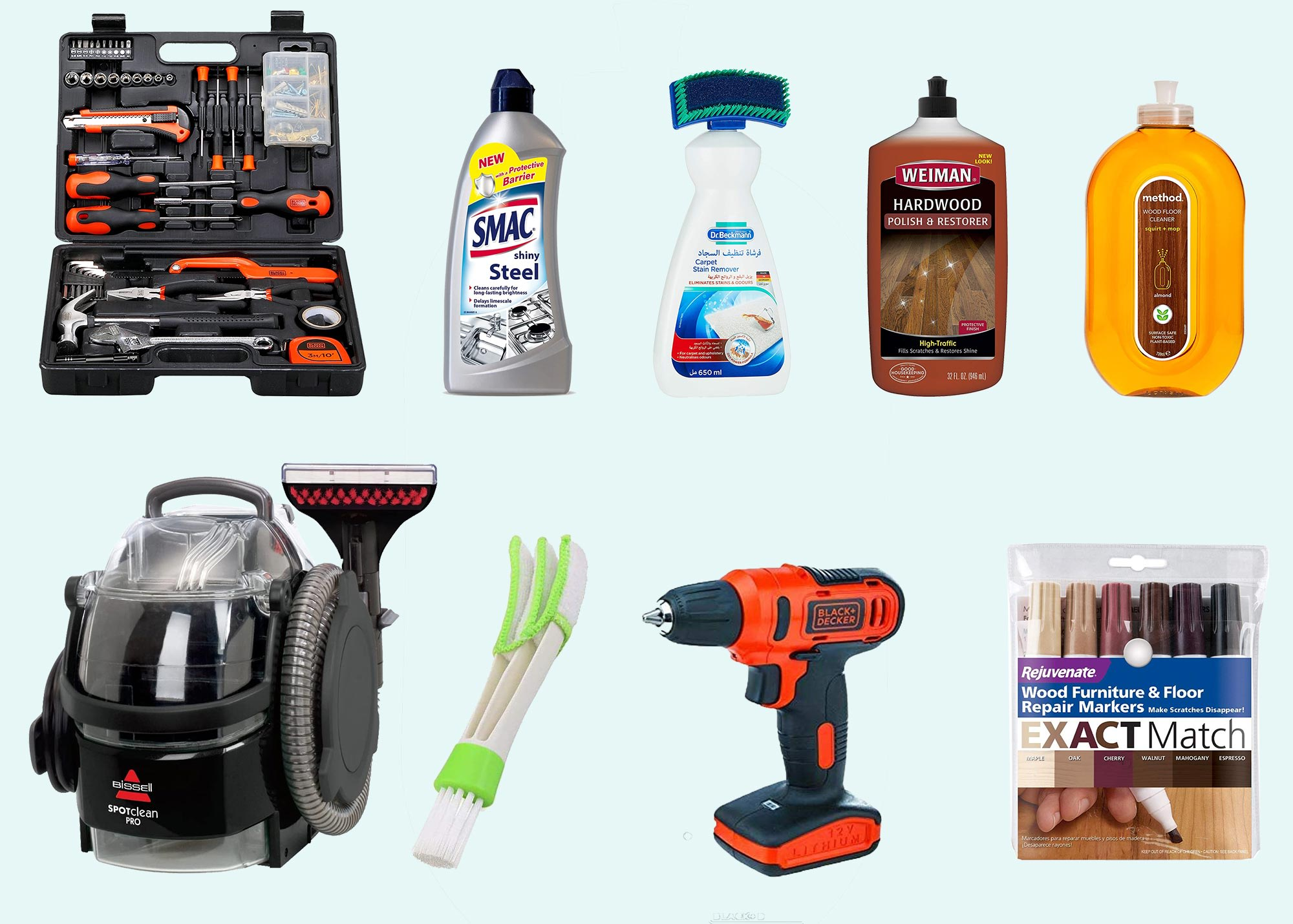 Best-Home-Improvement-Products In UAE