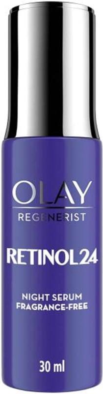 Olay Night Serum: Regenerist Retinol 24