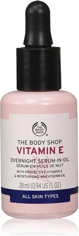 The-Body-Shop-Vitamin-E-Overnight-Serum-In-Oil-Moisturise