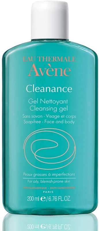 Avène Cleanance Soapless Cleanser Gel