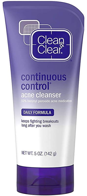 Clean-&-Clear-Continuous-Control-Acne-Cleanser