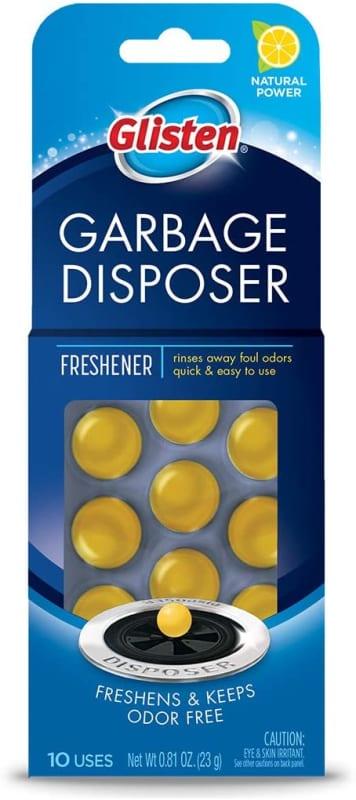 Glisten Disposer Care Sink Freshener