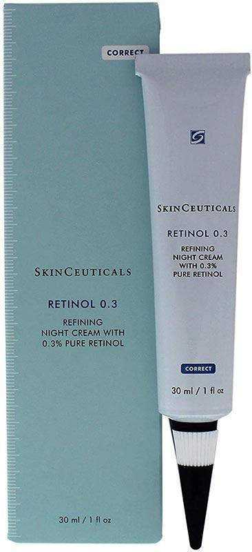Retinol-0.3-Refining-Night-Cream-by-SkinCeuticals-for-Woman