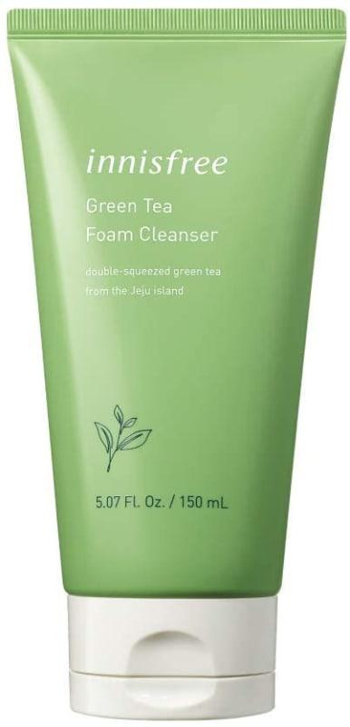 Innisfree Green Tea Foam Cleanser