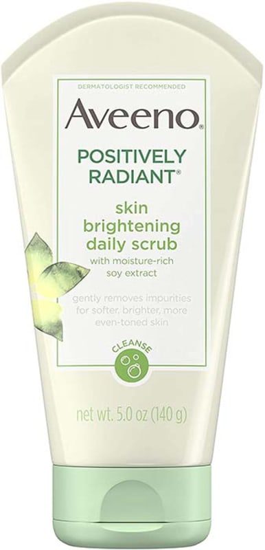 Aveeno-skin-brightening-facial-scrub