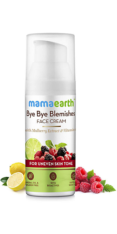 Mamaearth-Bye-Bye-Blemishes-Cream