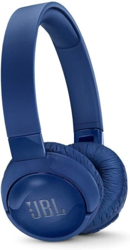 JBL Tune600Btnc In Blue – Over Ear Active Noise-Cancelling Bluetooth Headphones