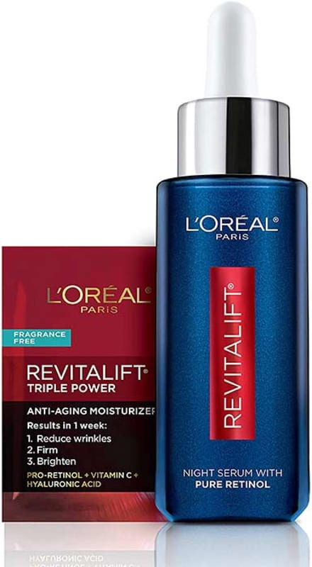 L'Oreal-Paris-Retinol-Serum-for-Face,-Night-Serum-0.3%-Pure-Retinol
