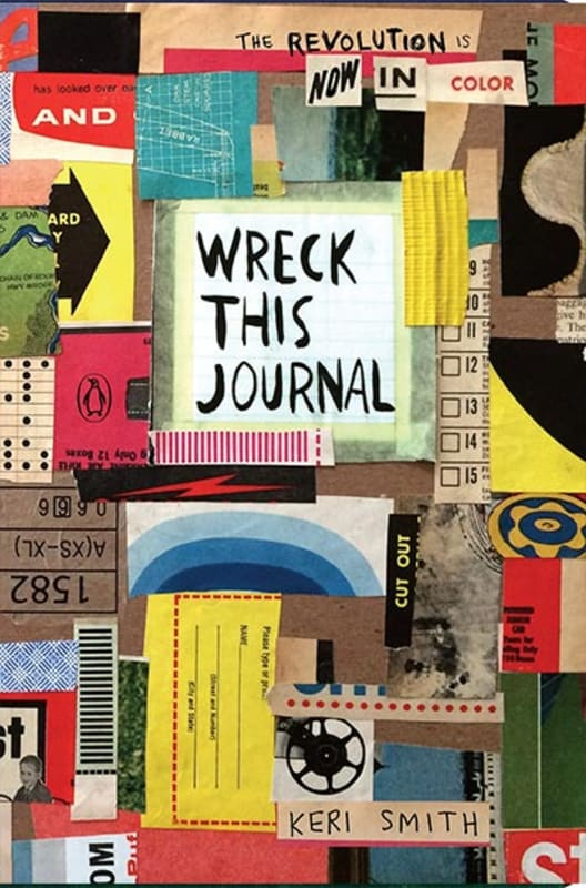 Wreck-Your-Journal