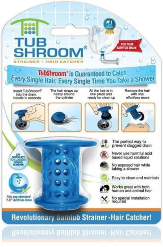 Tub drain protector