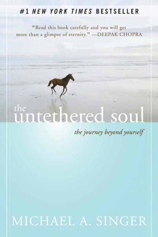Unearthed soul-Michael-A-Singer