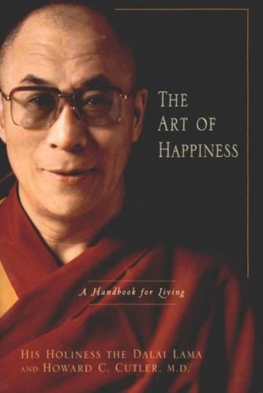 The-Art-of-happiness-His Holiness-The-Dalai-Lama-And-Howard-Cutler