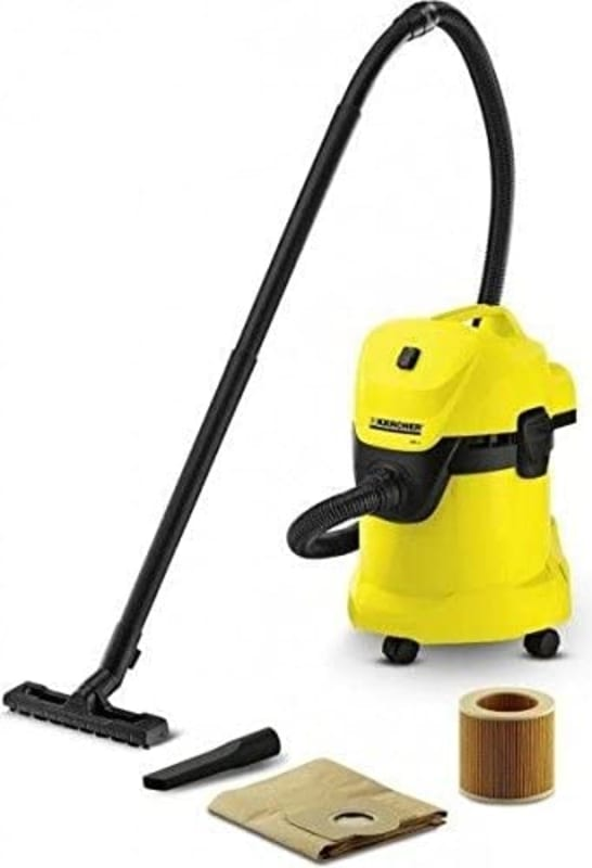 Karcher WD3 Wet-Dry Vacuum Cleaner