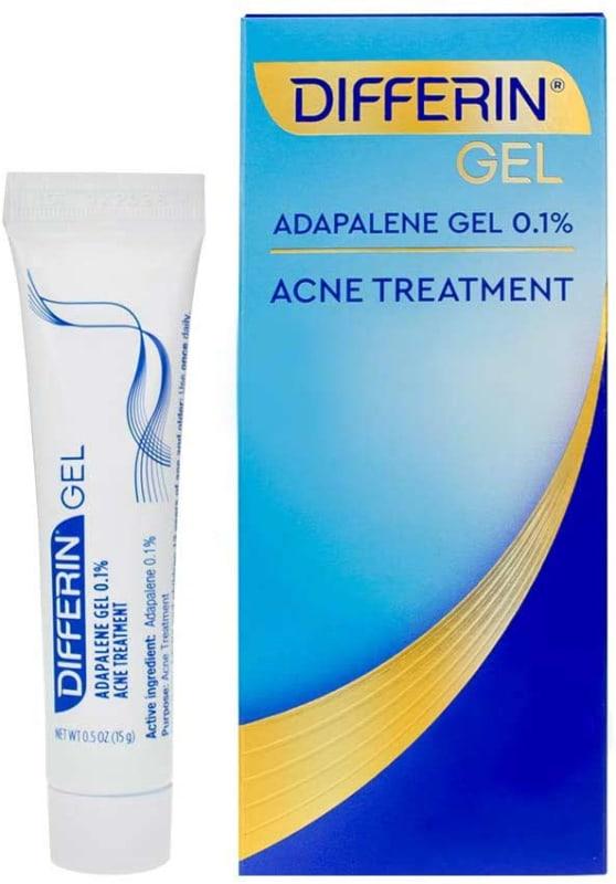 Differin,-Adapalene-Gel-0.1%,-Acne-Treatment