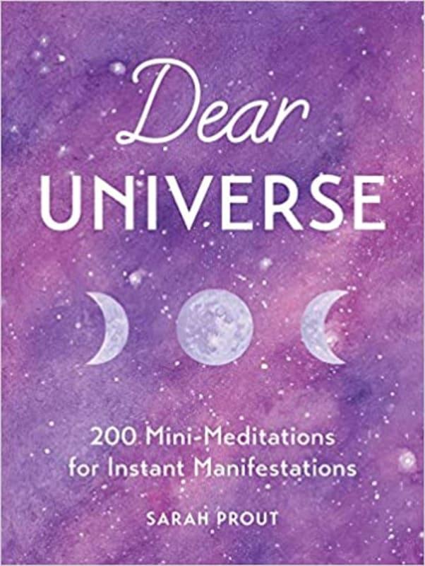 Dear Universe by Sarah ProutDear Universe by Sarah Prout