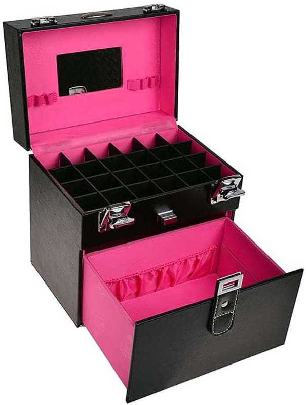 SHANY---Nail-Accessories-Organizer-and-Makeup-Train-Case