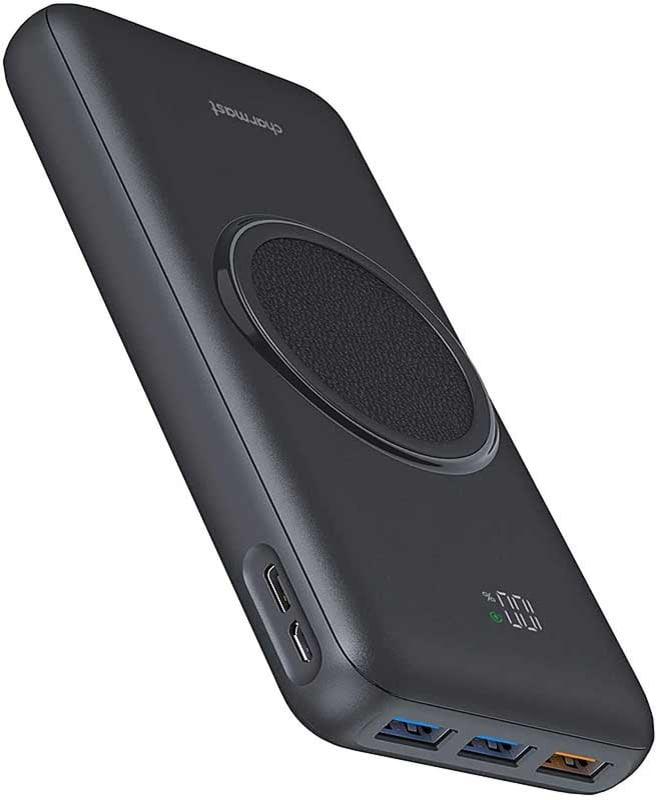 Charmast-20000mAh-Wireless-Power-Bank
