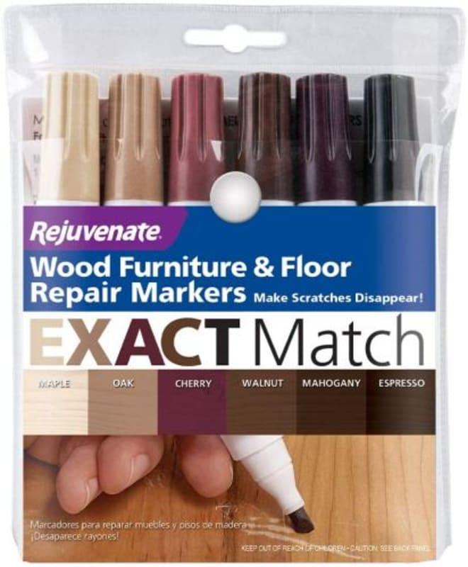Wood repair markers