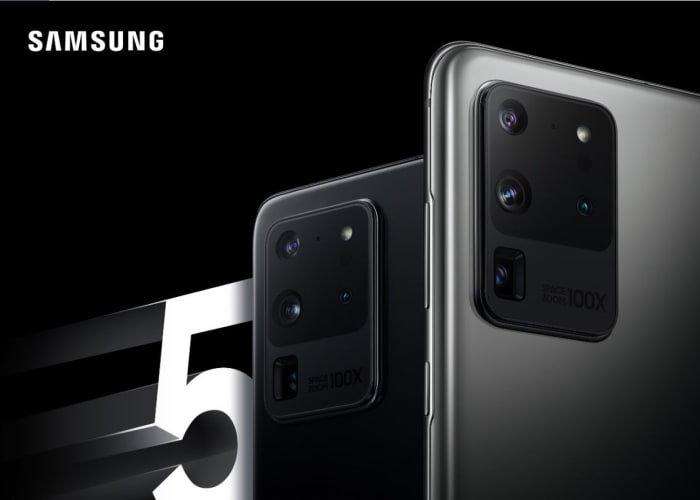 Samsung Camera Smartphones 2020